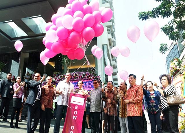 Archipelago International Buka favehotel ke 12 di Jakarta