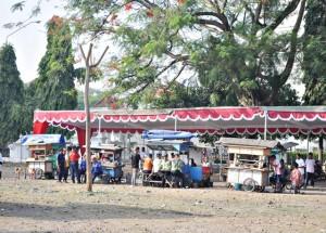Festival kuliner khas Solo mewarnai acara BUMN hadir untuk Negeri