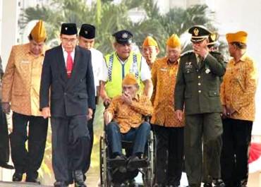 Pertamina Peduli Veteran Pejuang Kemerdekaan