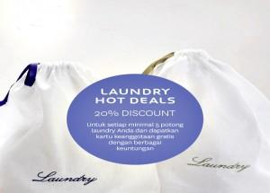 Laundry Promo
