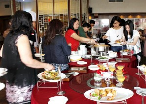 Imperial Taste Food Testing Rally di The Sunan Hotel Solo,