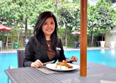 Menu Indonesian Fusion di Novotel Solo