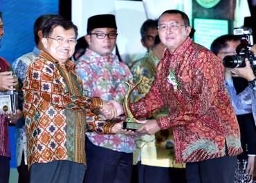 Holcim Indonesia Raih Proper Emas Keenam