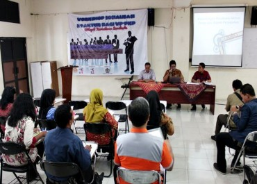 FE USB Gelar Sosialisasi & Workshop E-Faktur