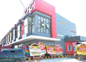 KFC Ruko Harlin Malangjiwan - Jl Adi Sumarmo Kartasura