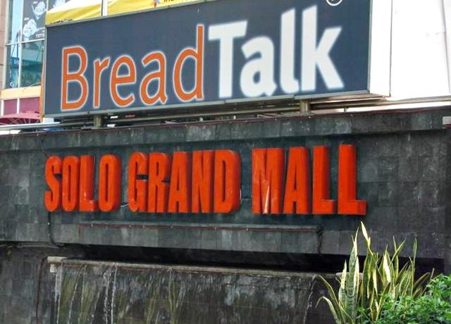 11 Tahun Anniversary Solo Grand Mall