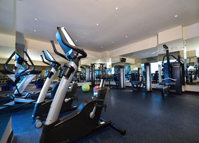 Fitness Membership Program The Alana Hotel