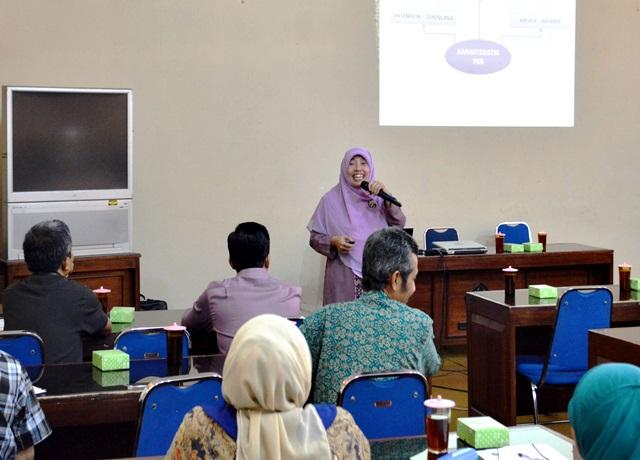Unisri Gelar Workshop Model Pembelajaran