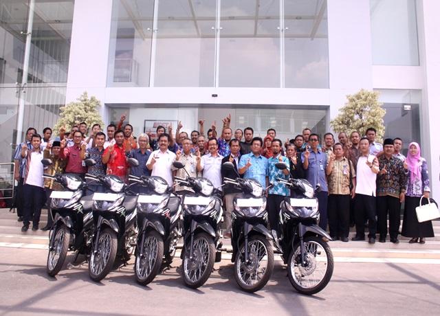 Honda Satukan Karya Cerdaskan Bangsa