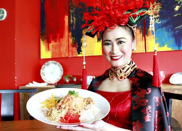 Gong Xi Fa Chai Greatness Shines Sunan Hotel