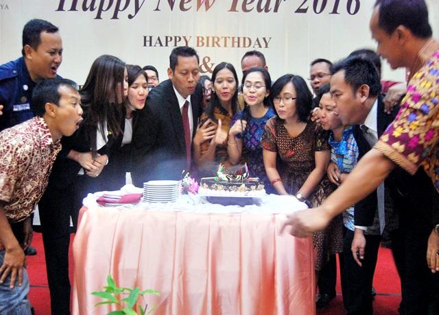 General Staff Meeting  Sahid Jaya Hotel