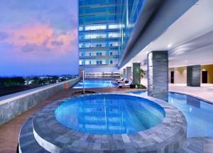 The Alana Solo - Aquamarine Swimming Pool