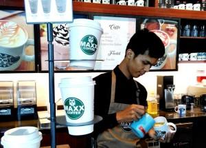 maxx cafee a