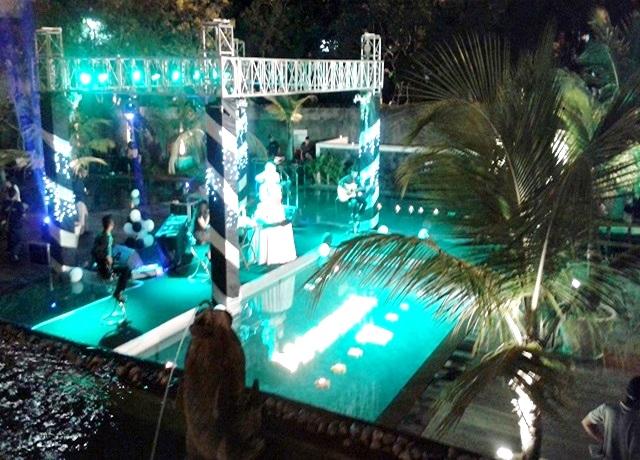 party pool novo