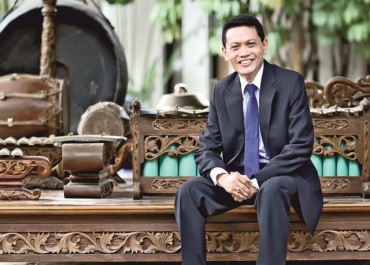 Purwanto Yudhonagoro Bellboy Yang Jadi Direktur Utama
