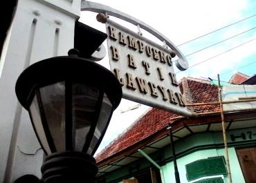 PSBI Bagi Kampung Batik Laweyan, Solo Peduli, dan ASGA