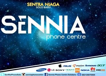Grand Opening SENNIA Phone Center Solo Baru