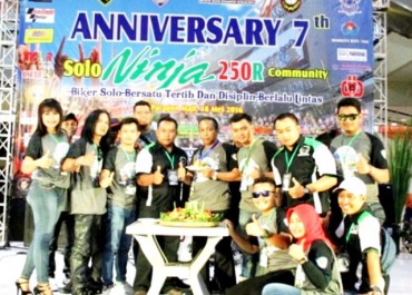 7 Tahun Kiprah Solo Ninja Community