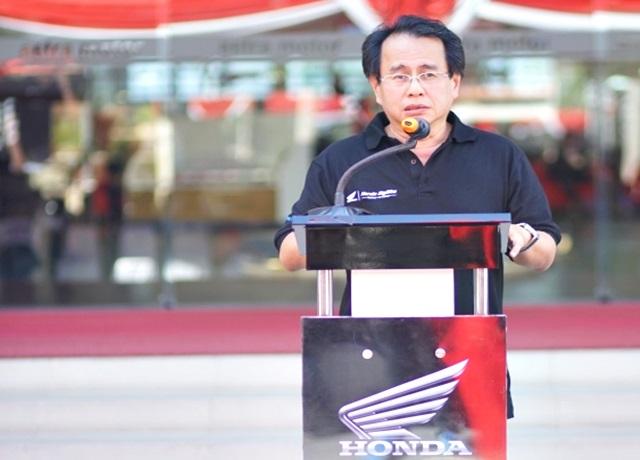 Speech Chief Executive Astra Motor Sigit Kumala (2)