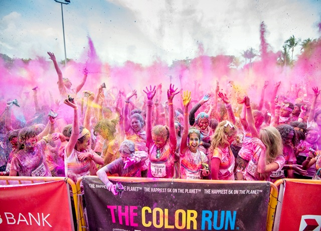 The Color Run CIMB Niaga