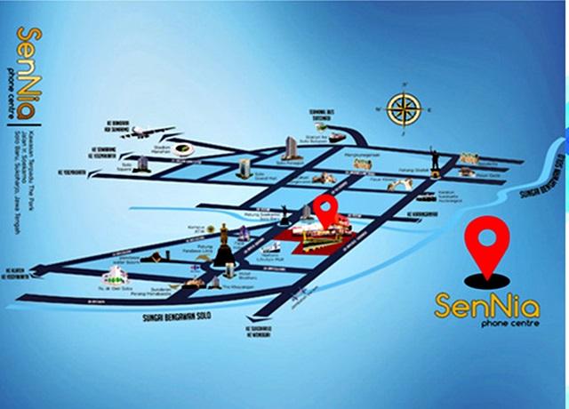 sampul Sennia Opening GPS