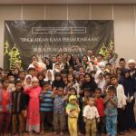 Hotel Harper Purwakarta Buka Puasa Bersama Anak Yatim Piatu