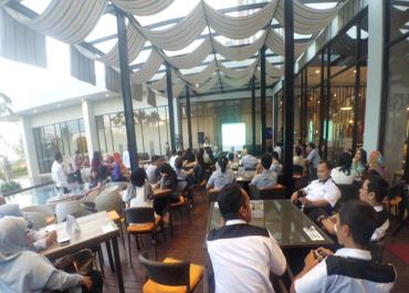 Buka Puasa Bersama Archipelago Cluster Jawa Barat &FORKAP KBI