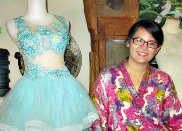Bella Quarta, si penjual celana kolor kini jadi desainer ternama