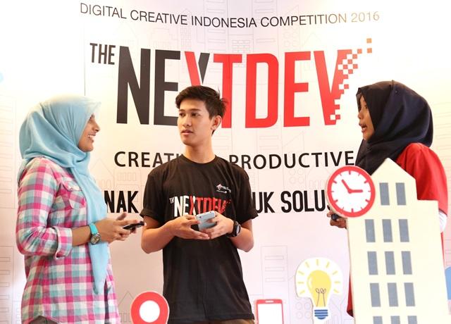 Para Startup muda dari Semarang siap berkompetisi di The NextDev 2016