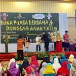 Sunan Hotel Buka Puasa Bersama 200 Anak Yatim