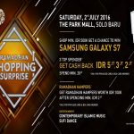 The Park Mall Ramadhan Shopping Surprise