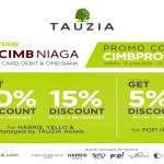 Tauzia Hotel Management Bekerja Sama dengan CIMB Niaga