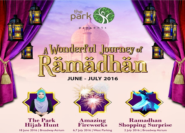 a wonderful journey of ramadhan - publish facebook