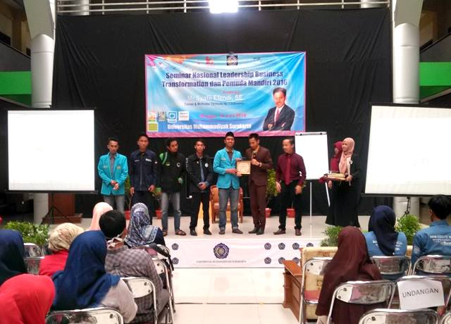 motivator muda syafii efendi di UMS (2)