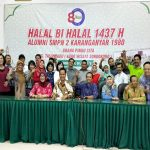 Alumni SMPN 2 Karanganyar 80 Pero, Halal Bihalal di Sondokoro
