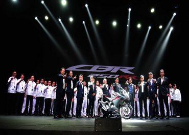 All New Honda CBR250RR Pasion & Peminat Tinggi
