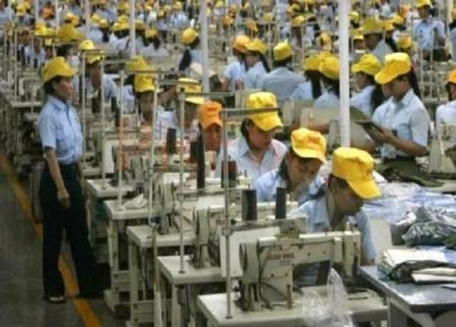 Buruh Tekstil