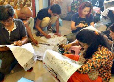Gaet Wisatawan Lewat Workshop Batik