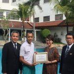 Sunan Hotel Apresiasi Kejujuran Karyawan