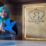 Syariah Hotel Solo Terima Penghargaan Traveloka