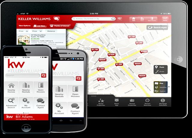 Aplikasi Keller Williams yang makin memudahkan agen dalam bertransaksi