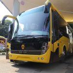 UI Luncurkan City Car dan Bus Bertenaga Listrik