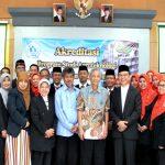 Akreditasi Prodi Agroteknologi UNIBA Surakarta