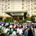 Syariah Hotel Solo Gelar Sholat Ied 1437 H & Gema Takbir Akbar Bareng Lorin