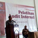 Kepala OJK Solo Buka Pelatihan Audit Internal BPR Solo Raya