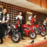 AHM Menghadirkan Jajaran Big Bike Honda