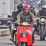 Piaggio Indonesia simPATI Motorbaik Adventure 2016