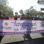 Bank Daerah Karanganyar Tampilkan Budaya Jawa