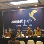 UMKM Bisa Manfaatkan Tax Amnesty
