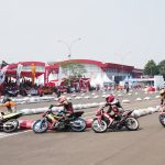 Pebalap Muda Honda Unjuk Gigi DI HDC Seri 3